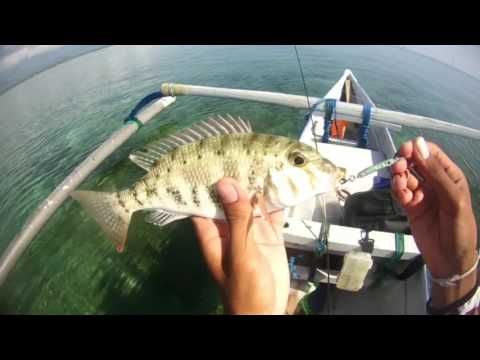Offshore and Inshore Ultralight casting