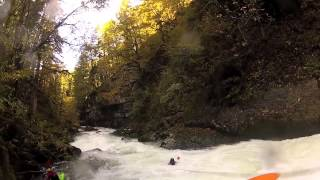 Resurgence in the Jura Mountains -- (Kayak Session Short Film of the Year Awards 2013 -- Entry# 32)