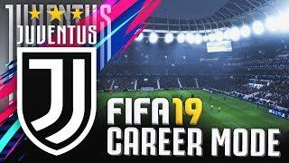 FIFA 19 JUVENTUS CAREER MODE - THE NEW SPURS STADIUM! #5