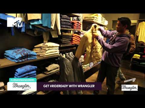 Wrangler Products Review by #BangaloreWanderers