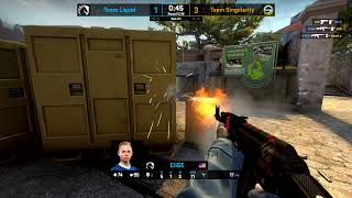 LIVE: CS:GO - Team Liquid vs. Team Singularity [Inferno] - Group C - ESL NA Pro League Season 10