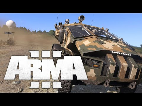 Ifrit-Angst 🎮 Arma 3 Koop Escape from Tanoa #5