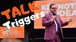 Gambar cover #CMWorld 2018 - Talk Triggers - Jay Baer