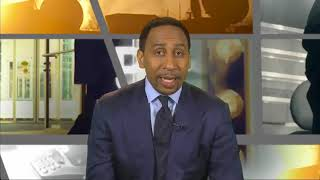 Stephen A Smith Rant H&M HM Coolest Monkey In the Jungle Sweatshirt ESPN First Take