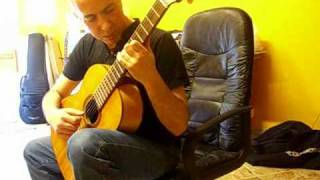 Montagne Verdi - Chitarra Classica - Classical Guitar