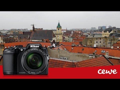 Nikon Coolpix B500 a jeho reálne využitie