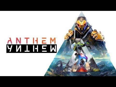 Anthem Midnight PS4 Launch Stream!