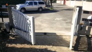 Moteur GATES pose MLS Menuiserie