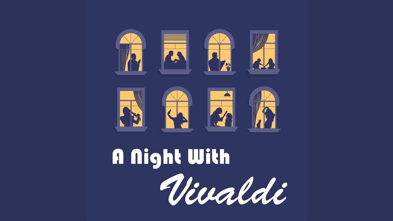 """Vivaldi: Concerto For Violin And Strings In G Minor, Op.8, No.2, RV 315 """"L'estate"""" - 2. Adagio..."""