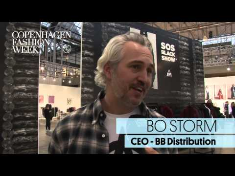 Bo Storm, CEO of BB Distribution - Interview AW14
