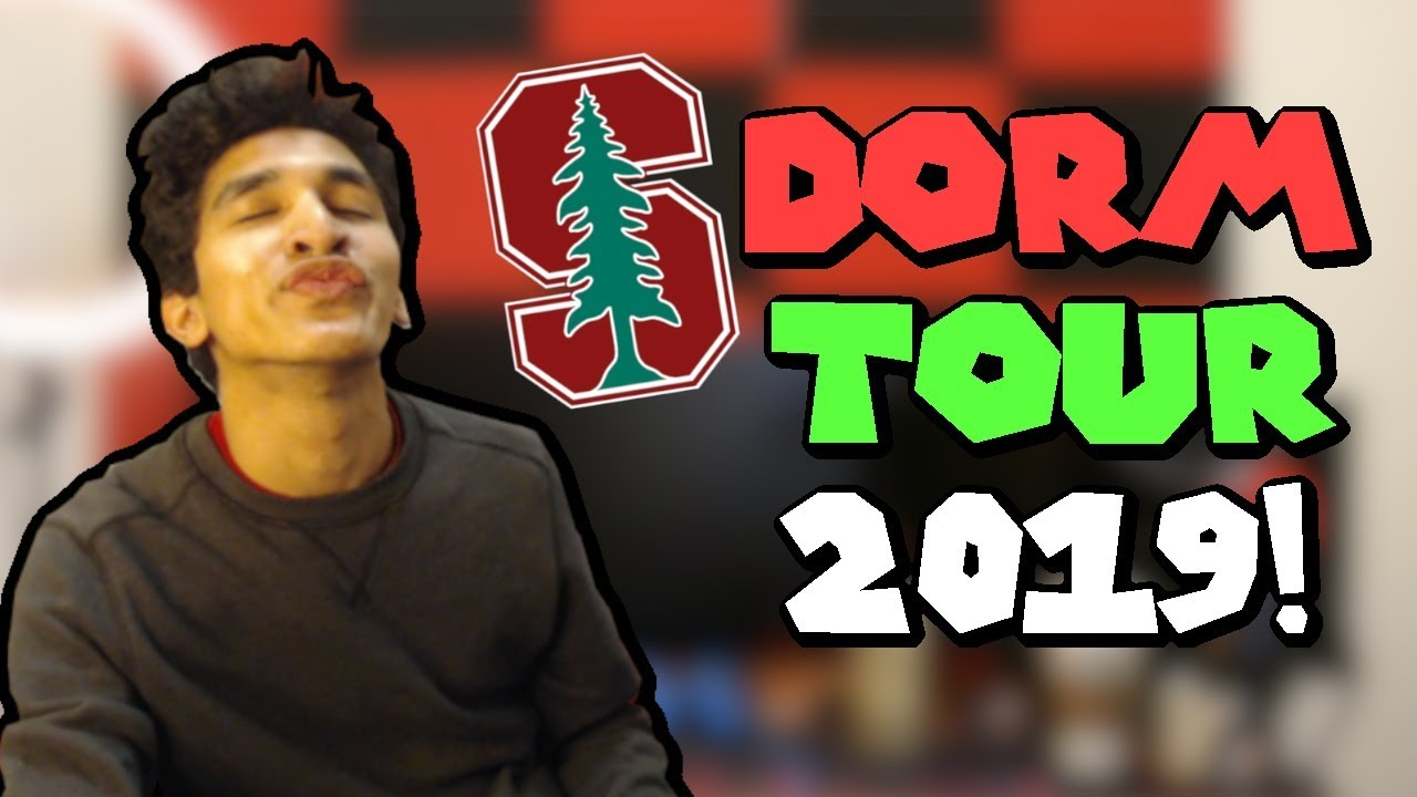 What Does A Stanford Dorm Look Like (Dorm Tour 2019!)