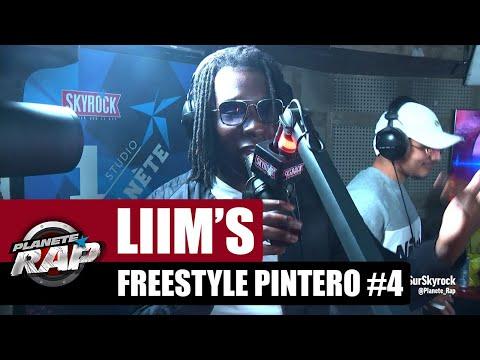 Youtube: Liim's – Freestyle Pintero #4 #PlanèteRap
