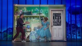 """The Cast Of The Prom Performs """"Tonight Belongs to You / It's Time To Dance"""" At The 2019 Tony Awar…"""
