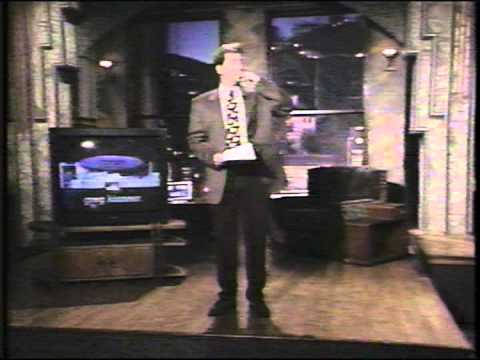 Later with Greg Kinnear Theme & Monologue 1994
