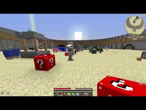 Minecraft - Kırmızı Şans Blokları