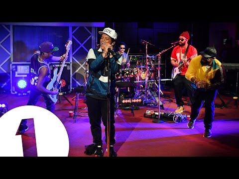 Bruno Mars covers Adele's All I Ask in the Live Lounge