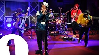 Download Bruno Mars covers Adele's All I Ask in the Live Lounge