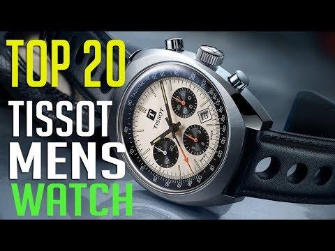 TOP: 20 Exclusive Tissot Mens Watch 2019 | Best Watch Ever