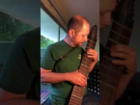 Chapman Stick Day 20 - Easy Lover