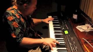Dickie Tilton plays Slow Blues in C