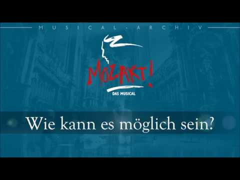Mozart - Wie kann es möglich sein - Lyrics
