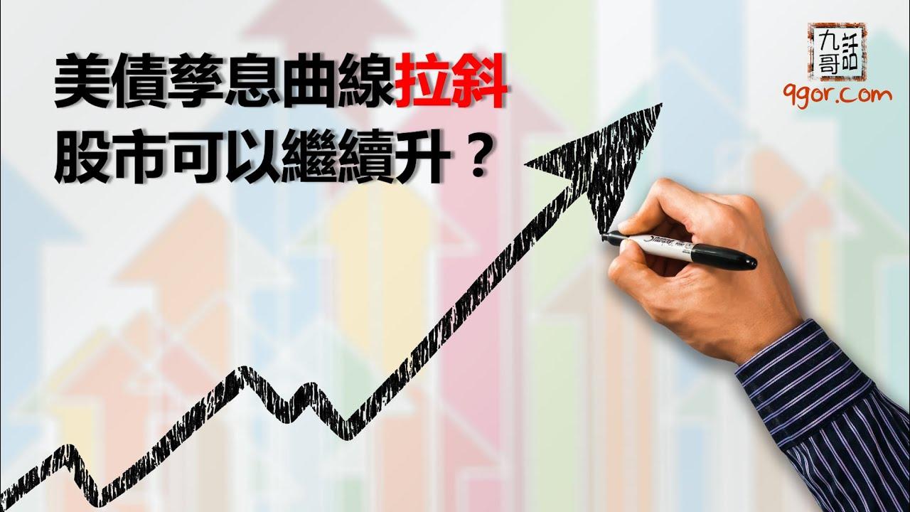 210214 九哥周報  美債孳息曲線拉斜,股市可以繼續升?