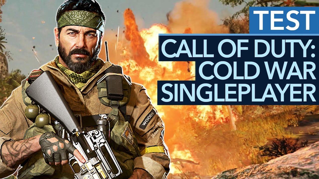 Diese Kampagne ist anders & verdammt gut! - Call of Duty: Black Ops Cold War im Test