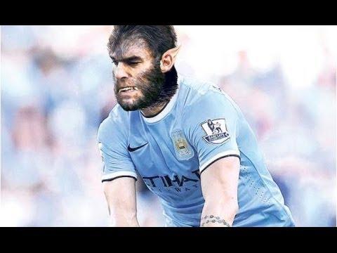 Álvaro Negredo  - The Wolverine - Manchester City