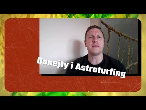 """Donejty"" i Astroturfing™PL  - Kto na tym zyskuje?  LIBEROvlog"