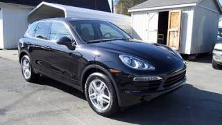 2011 Porsche Cayenne 3.6 Start Up, Engine, In Depth Tour and Short Drive (Video #900!)