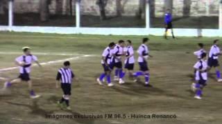 Torneo de Selecciones Córdoba. Liga Roca 3 - Liga Río Cuarto 0. Partido de vuelta