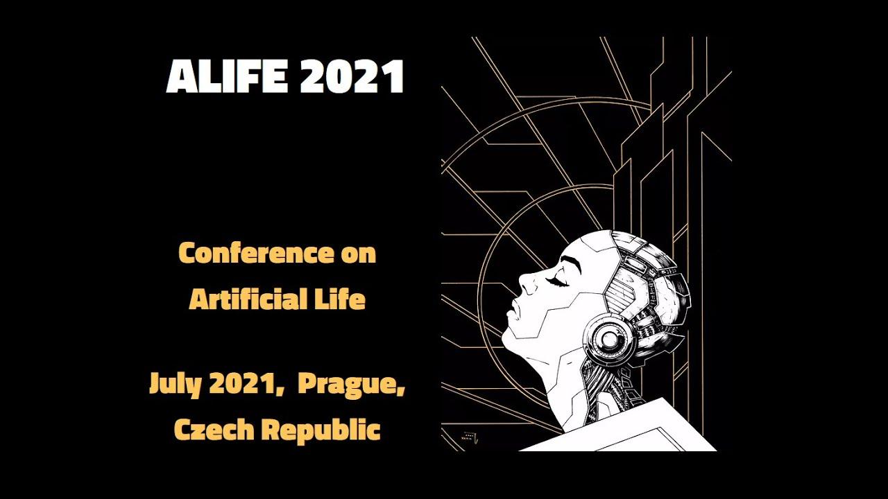 (EN) ALIFE 2021 conference announcement