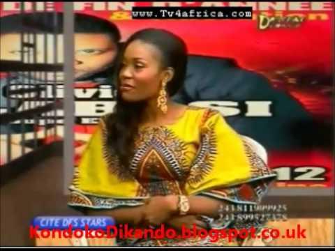 Olivier Kalabasi chante la musique mondaine selon Noella Mandinga
