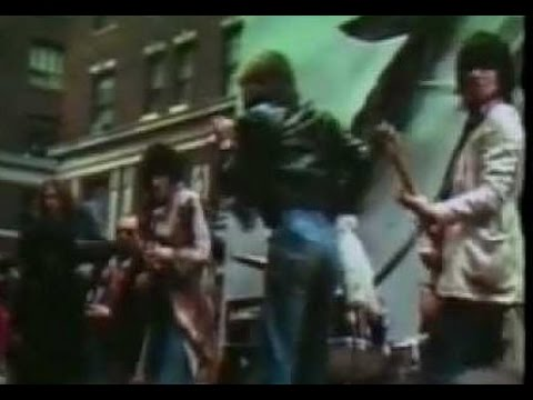 Rolling Stones ~ Brown Sugar... Flatbed Truck Tour Announcement, 5th Ave, NYC