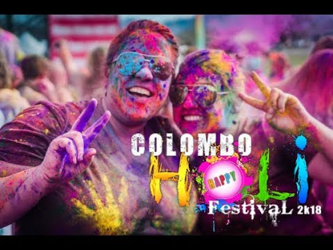 Colombo Happy Holi Festival