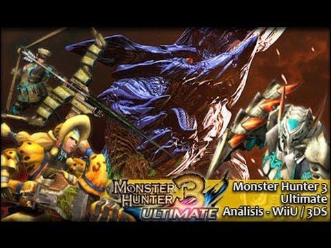 Monster Hunter 3 Ultimate [Análisis]
