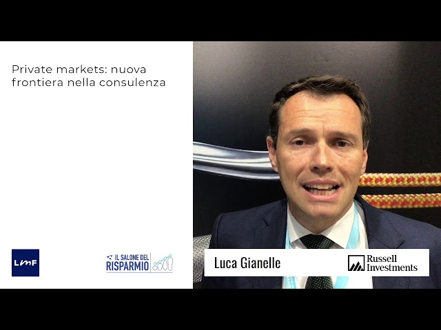 Luca Giannelle (Russell Investments) - SdR19