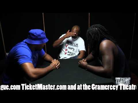 UW Battle League Presents:  Featuring Arsonal vs Math Hoffa PROMO