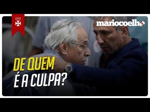 CAMPELLO E EURICO ESTÃO DESTRUINDO O VASCO | Notícias Do Vasco Da Gama