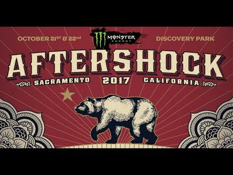 Aftershock Festival 2017 Official Lineup