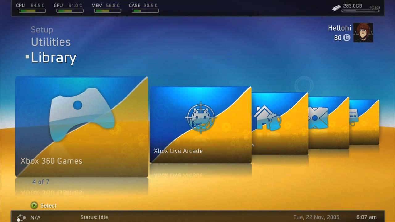 RGH JTAG FreeStyle Dash VS Aurora YouTube