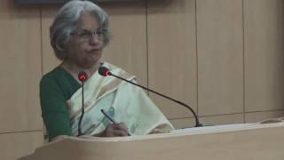 'Crime and Punishment: The Law of Rape in India' | Ms. Indira Jaising | Nalsar
