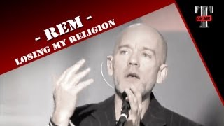 "R.E.M. : ""Losing My Religion"" (Live on TV Show Taratata 2008)"