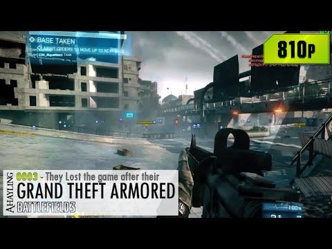Battlefield 3 - 0003 - Grand Theft Armored @ Bazaar