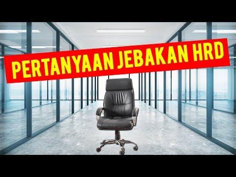 6 PERTANYAAN JEBAKAN INTERVIEW HRD (2019) Mp3