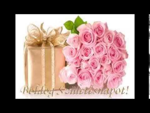 szülinapi köszöntés megköszönése Születésnapi köszöntés megköszönése!   YouTube szülinapi köszöntés megköszönése