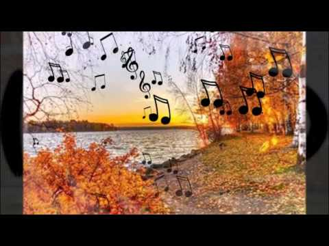 Осенние пейзажи. Слайдшоу.