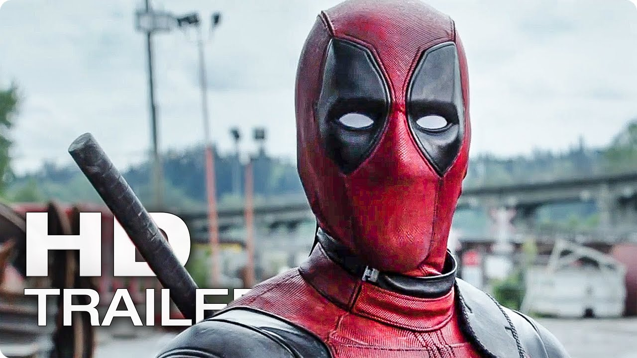 DEADPOOL Official Red Band Trailer 2 (2016) Ryan Reynolds ...