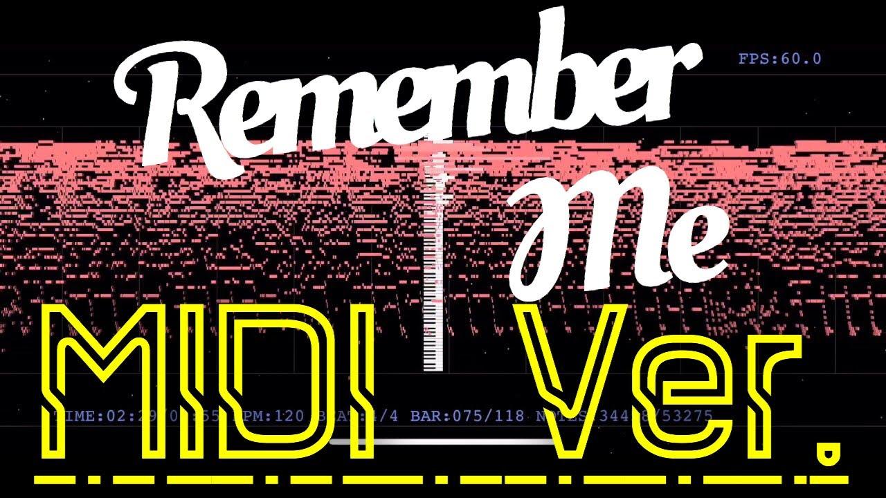 【音の錯覚】聞こえないはずの『Remember Me/MAN WITH A MISSION』の歌詞が聞こえる動畫(リクエストありがとう ...