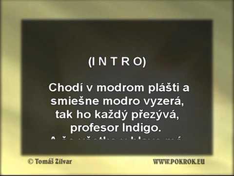 Profesor Indigo - Peter Nagy - KARAOKE